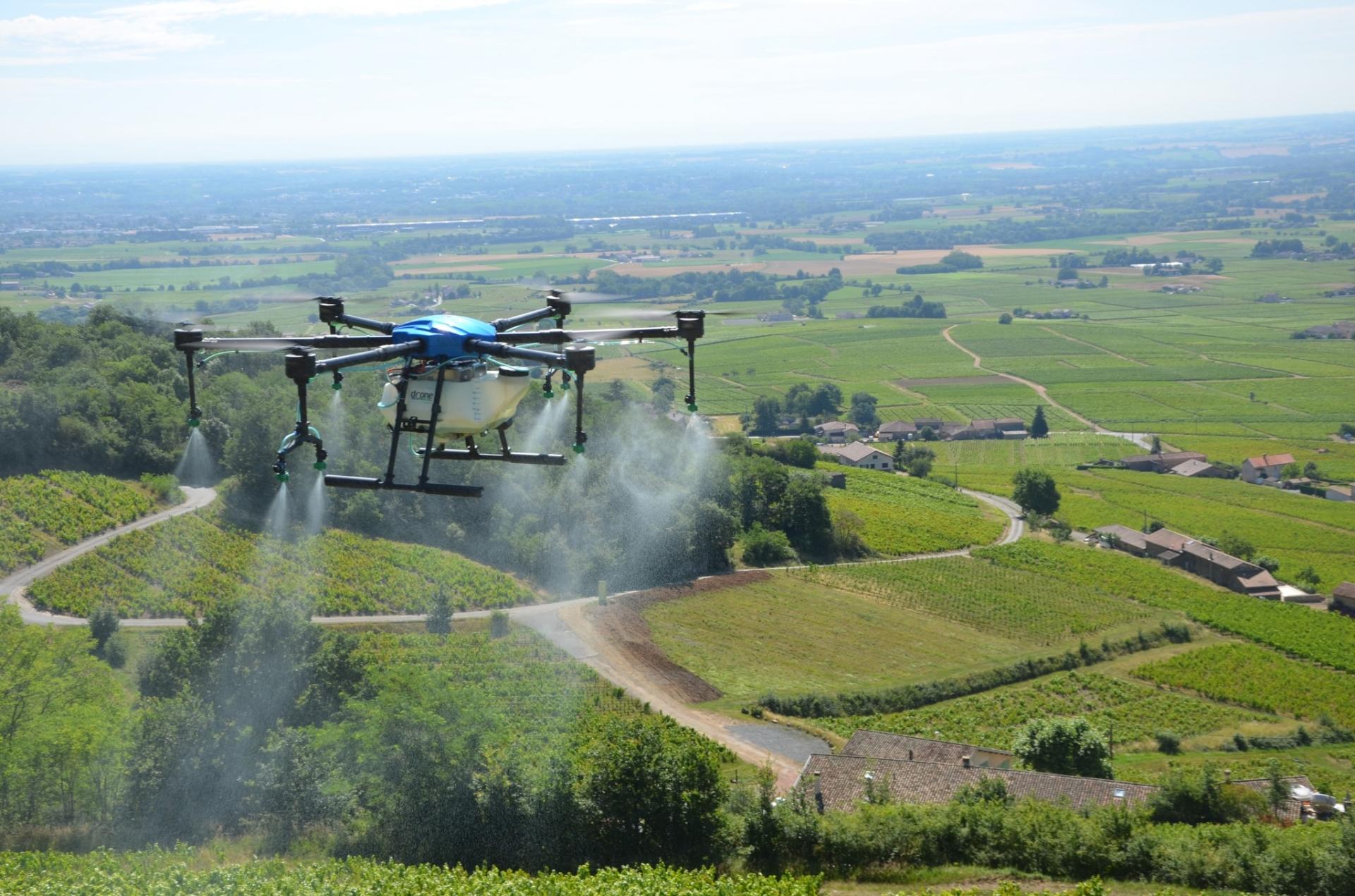 Drone : des essais pour convaincre